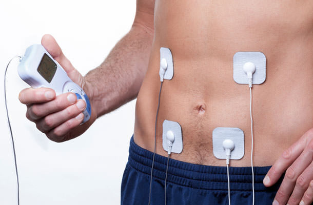 Electronic-Muscle-Stimulation