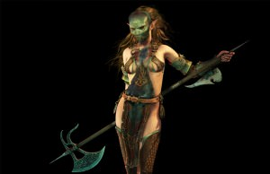 graphics-3d-female-warrior