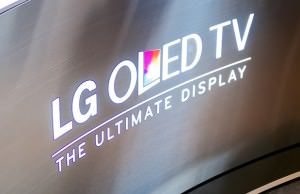 LG OLED Smart TV+ webOS