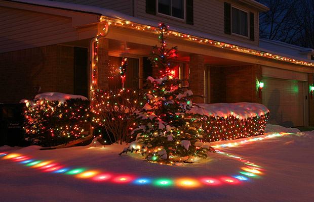 bigstock christmas lights on homes 239694